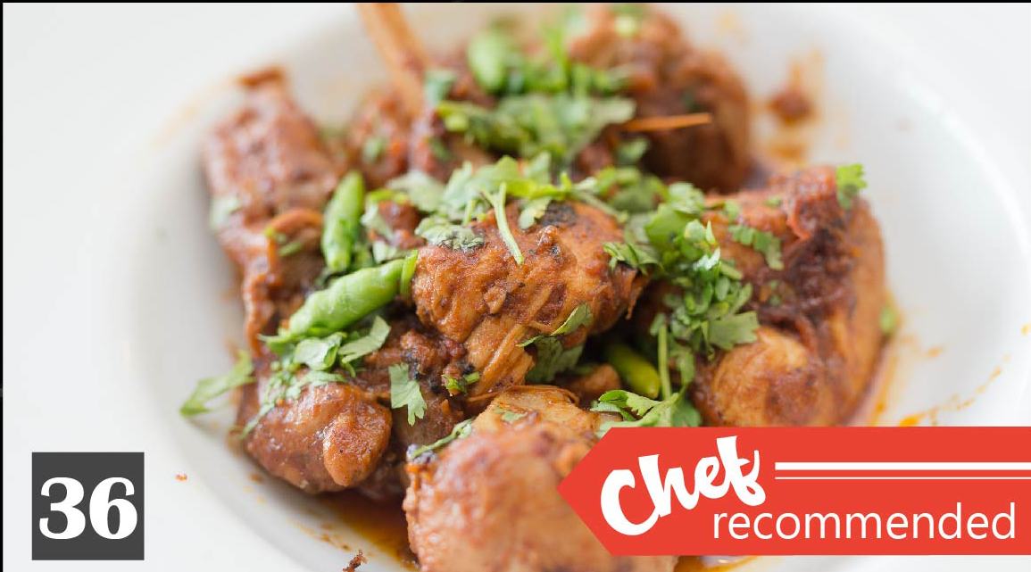 36 | Chicken Karahi